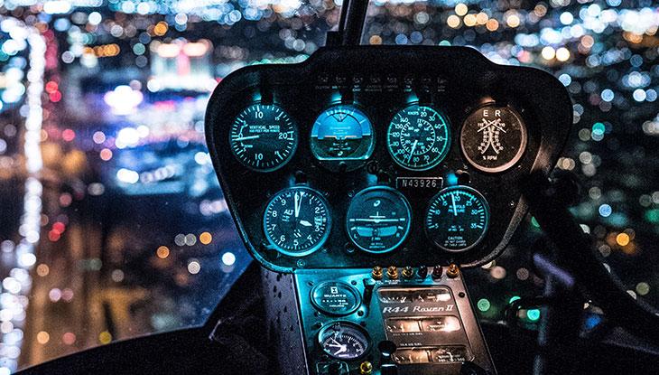 Eu Preciso de Um Helicóptero?